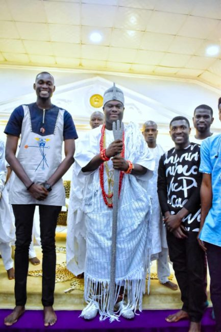 Photo of OONI OF IFE AND THE PHOTO WAKA INITIATIVE