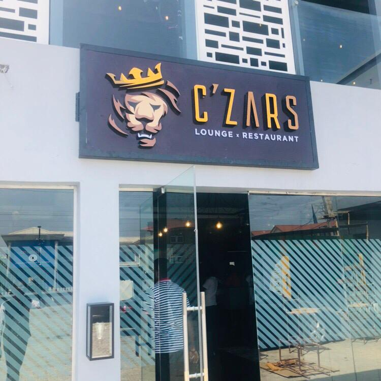 Photo of DJ CONSEQUENCE, DJ SPINALL, JIMMIE, EHIZ, HAEKINS ATTEND THE GRAND OPENING OF C'ZARS LOUNGE