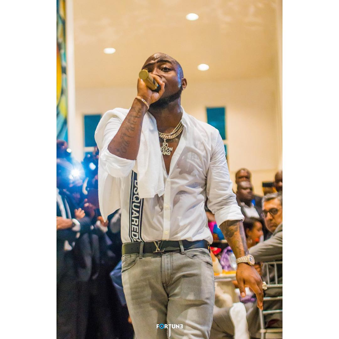 "Photo of DAVIDO NOMINATED IN ""GLOBAL MUSIC STAR"" CATEGORY FOR 2019 NICKELODEON KIDS' CHOICE AWARDS"