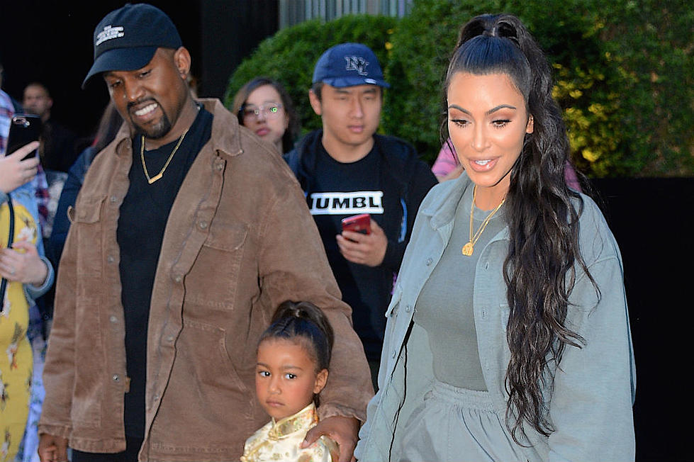 Photo of KANYE WEST & KIM KARDASHIAN'S DAUGHTER; NORTH WEST WANTS TO BECOME A RAPPER