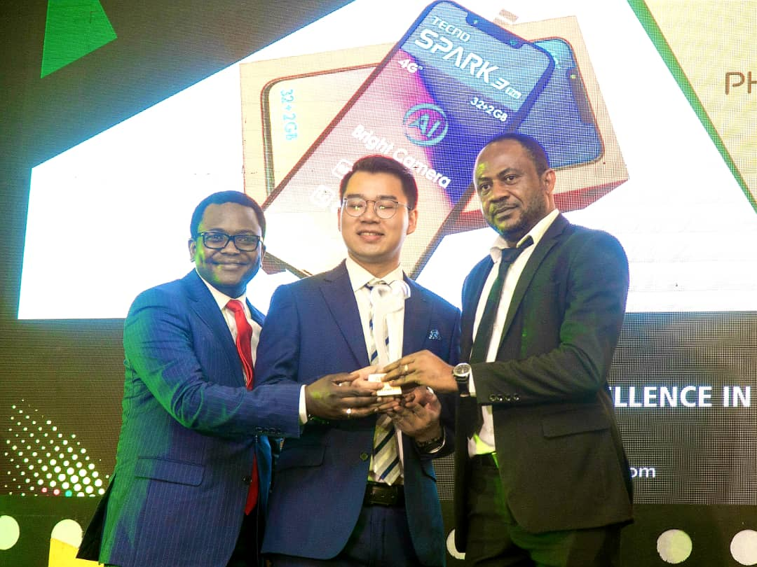 Photo of TECNO SPARK 3 WINS AITTA PHONE OF THE YEAR