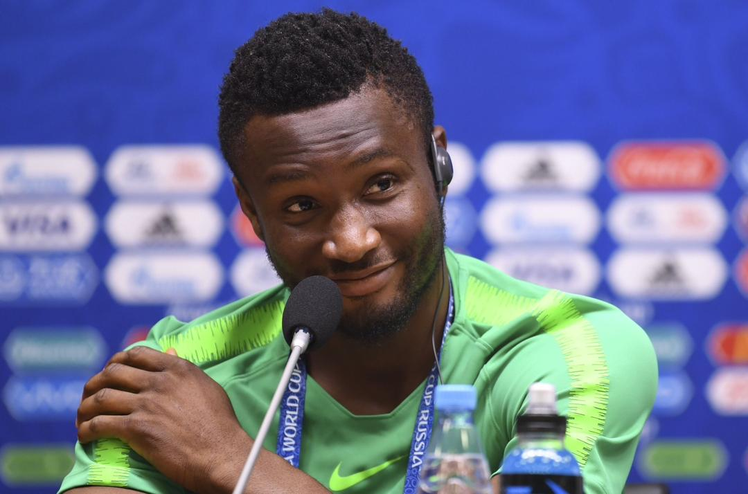 Photo of MIKEL OBI RETIRES FROM INTERNATIONAL FOOTBALL, SAYS, 'I'M OUT'
