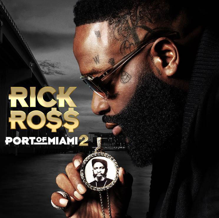 "RICK ROSS TO RELEASE HIS 10TH STUDIO ALBUM ""PORT OF MIAMI 2"""