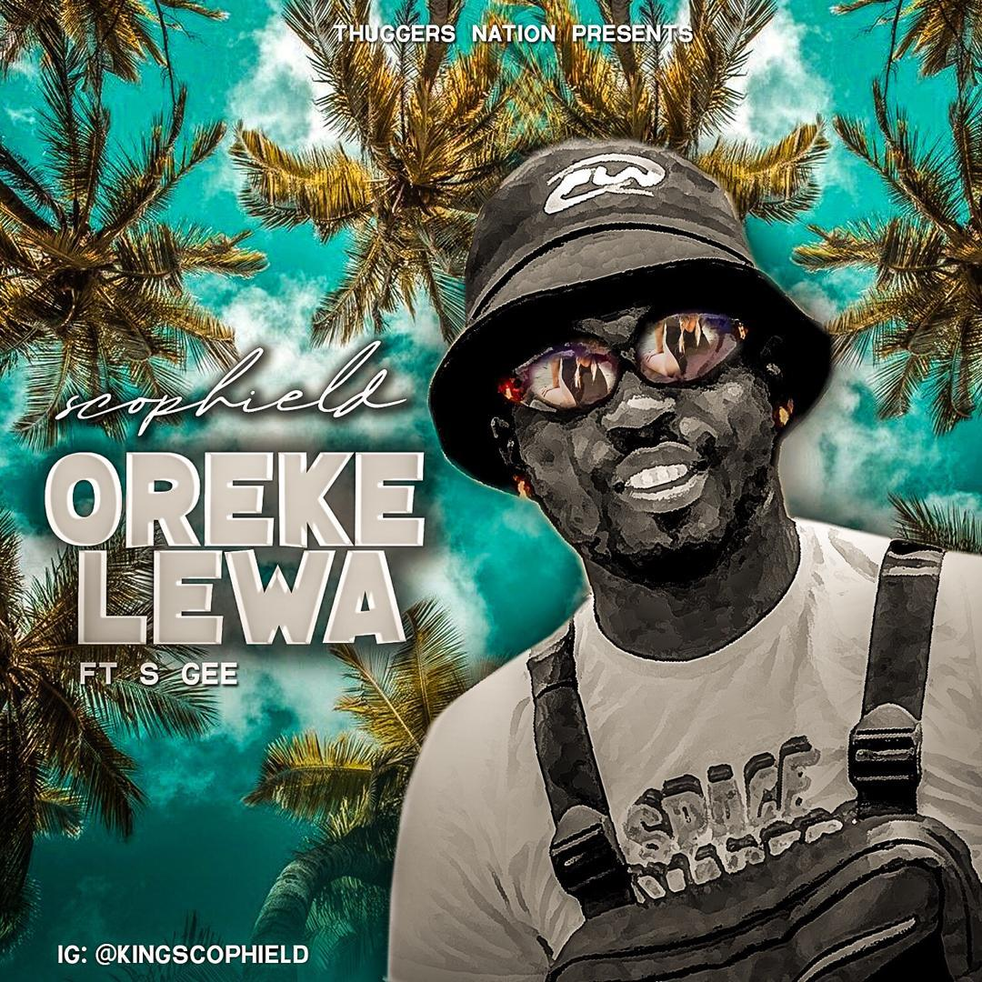 "Photo of Thuggers Nation rapper, Scophield returns back with another single titled ""Orekelewa"" featuring S Gee, produced by She2Sound."