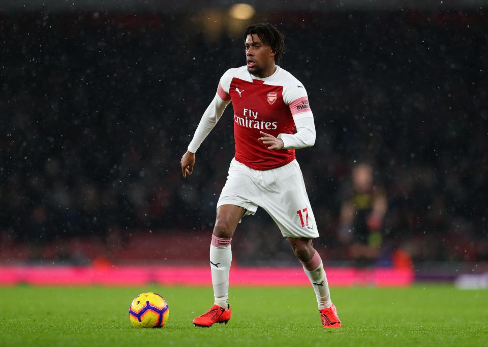 Photo of ARSENAL FORWARD; ALEX IWOBI JOINS EVERTON IN FIVE-YEAR DEAL WORTH UP TO £34M