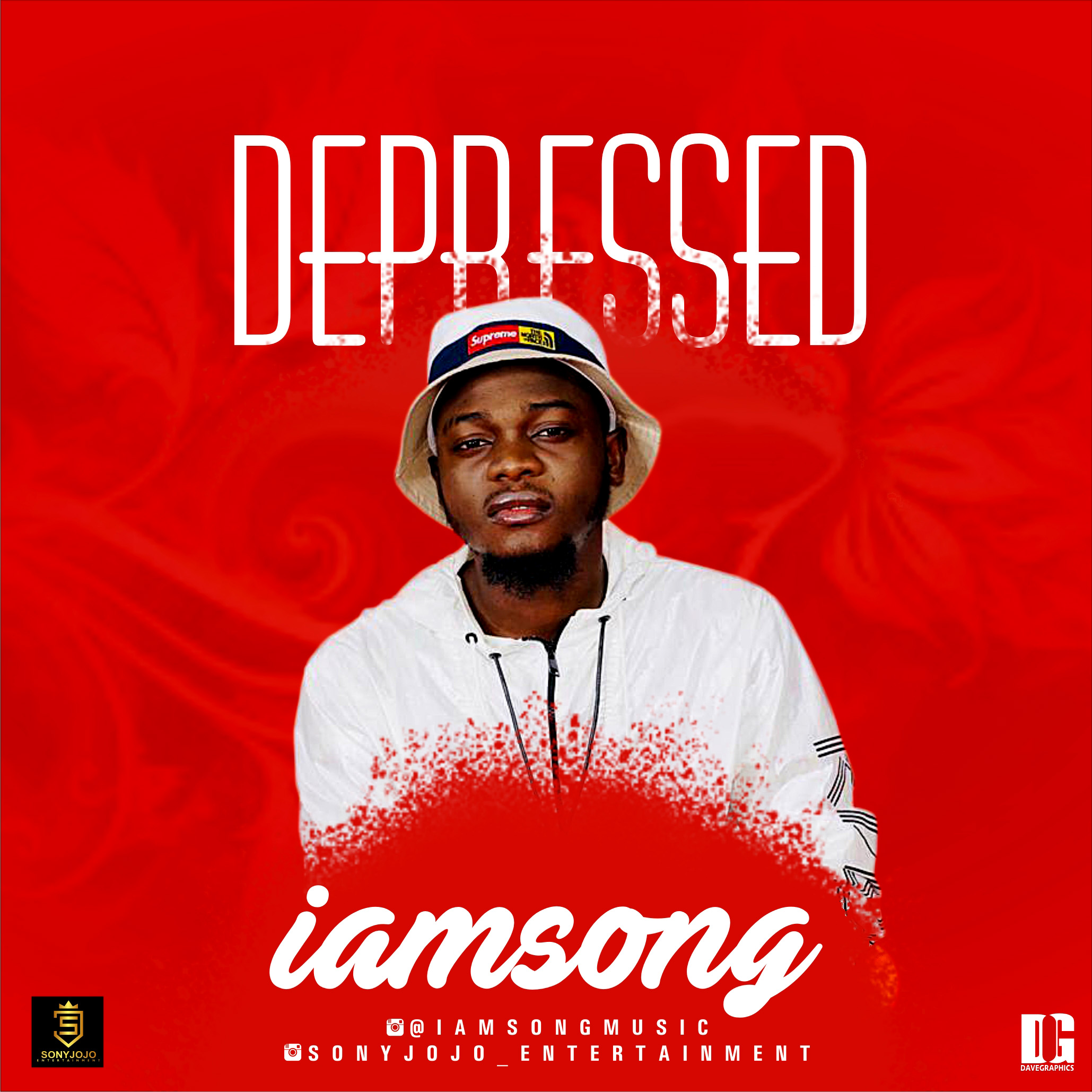 Photo of New Music Video- Depressed by IamSong