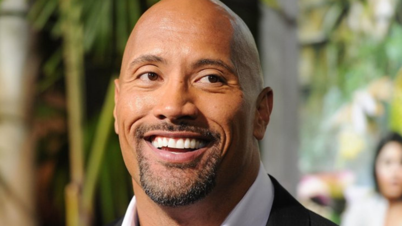 "Photo of DWAYNE ""THE ROCK"" JOHNSON NAMED FORBES HIGHEST PAID ACTOR FOR 2019 