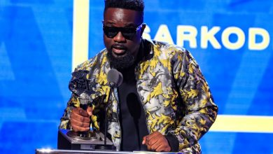 Photo of SARKODIE WINS 'BEST INTERNATIONAL FLOW' AT THE 2019 BET HIP-HOP AWARDS