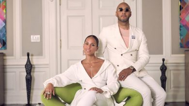 Photo of ALICIA KEYS AND SWIZZ BEATS PRESENT A CASE STUDY OF THEIR STORY IN HARVARD