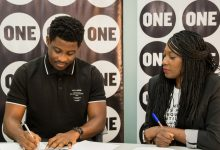 Photo of ONE WELCOMES SEYI AWOLOWO AS A ONE AMBASSADOR