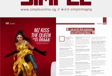 Photo of MZ KISS – THE QUEEN STOMPS WITH BRAAA!