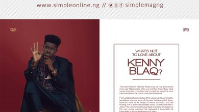 Photo of WHAT'S NOT TO LOVE ABOUT KENNYBLAQ?