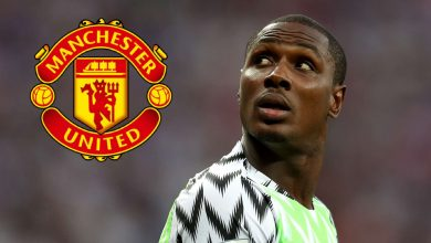 Photo of MANCHESTER UNITED COMPLETE SURPRISE LOAN SIGNING OF IGHALO