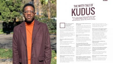 Photo of THE WITTY TALE OF KUDUS – ISAAC BHOLU