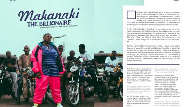 Photo of THE MAKING OF A BILLIONAIRE – TENI MAKANAKI