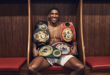 Photo of ANTHONY JOSHUA IS THE UK'S SECOND RICHEST YOUNG SPORTSPERSON