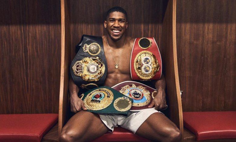 world heavyweight boxer