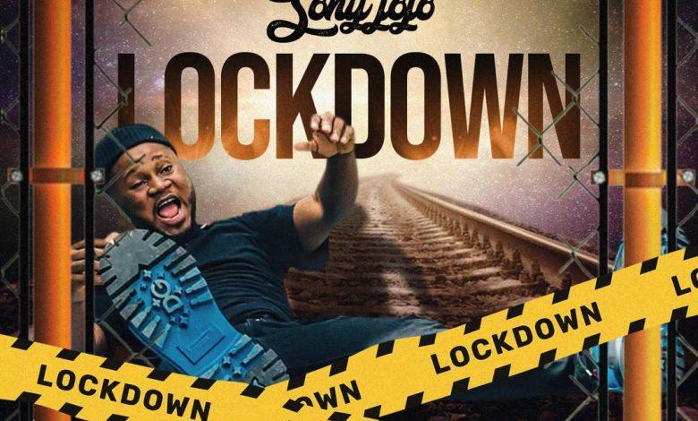 SonyJojo Lockdown official album art