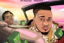 Photo of (New Music)All The Way by DJ XTANZER ft. Majeeed