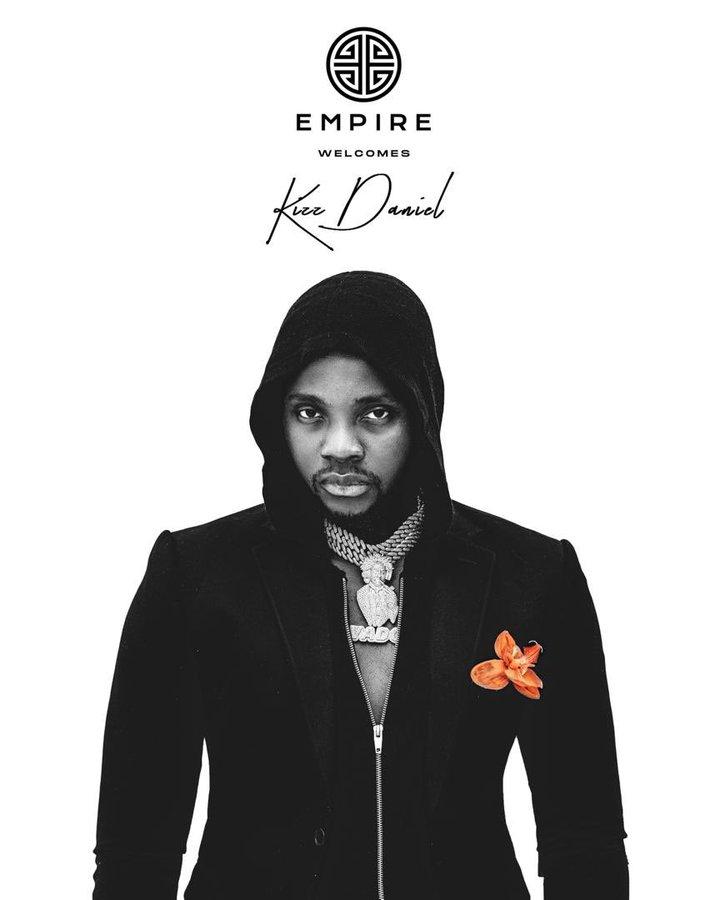 Kizz Daniel-Empire