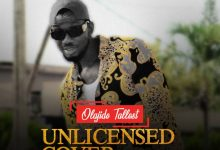 "Photo of NEW EP: ""UNLICENSED COVER"" EP BY OLAJIDE TALLEST"
