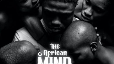 Photo of THE AFRICAN MIND (EP) -VECTOR