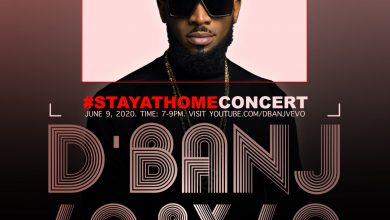 Photo of D'BANJ CELEBRATES 40 BY 40-LIVE CONCERT ON YOUTUBE