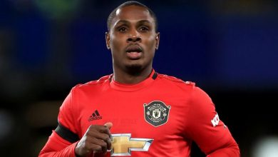 Photo of ODION IGHALO CONTINUES TO LIVE THE DREAM AS MANCHESTER UNITED EXTEND HIS LOAN DEAL UNTIL JANUARY 2021