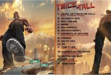 Photo of BURNA BOY UNLEASHES NEW ALBUM 'TWICE AS TALL'.