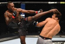 Photo of UFC 253: NIGERIAN MMA FIGHTER ISRAEL ADESANYA KNOCKS OUT PAULO COSTA TO RETAIN UFC MIDDLEWEIGHT TITLE