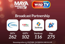 Photo of MAYA AWARDS AFRICA SECURES BROADCAST PARTNERSHIP WITH WAP TV FOR MAYA 7+