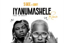 Photo of S GEE LINKS UP WITH Q DOT IN REMIX OF IYANU MASHELE