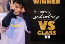 Photo of Matosan Nelson emerges as Winner of the Hennessy Artistry VS Class Season VII