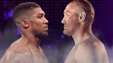 Photo of I'll quit if you go beyond third round, Fury tells Anthony Joshua