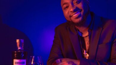 Photo of Davido Inks New Endorsement Deal with Martell