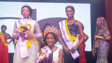 Photo of Ivory Forte Entertainment Concepts honors stakeholders in Entertainment and Traditional sectors in Lagos at the Grand finale of Miss Eko International on 11th July 2021
