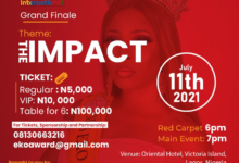 Photo of Miss Eko International: Ivory Forte Entertainment Concept To Honor Stakeholders In Entertainment And Traditional Sectors