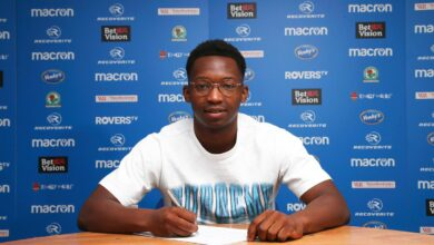 Photo of Versatile and Intelligent; Tayo Edun's Path From Lincoln City To Blackburn Rovers