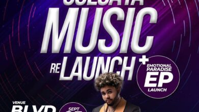 Photo of SULCATA Entertainment Re-launches Sulcata Music in Style